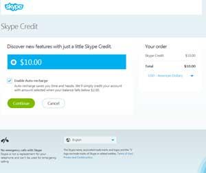 Buy Credits